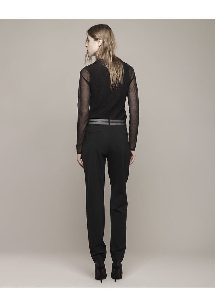 Inverted Waistband Trousers