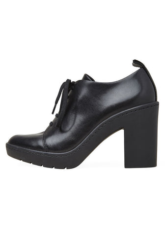 Jana Heeled Oxford