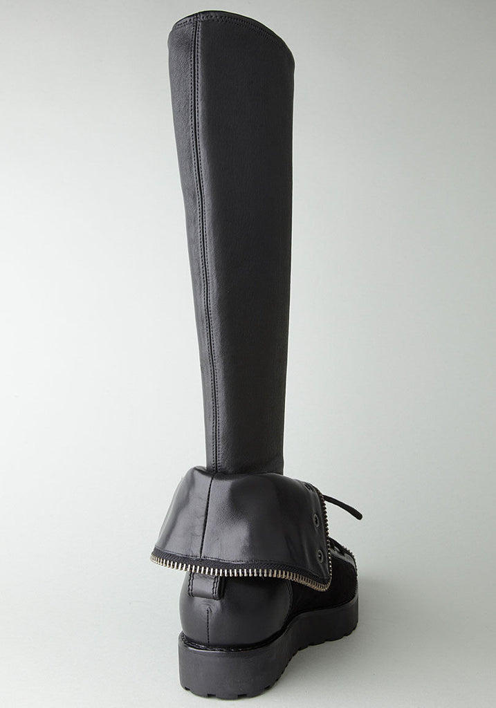 Mirte Laced Sock Boot
