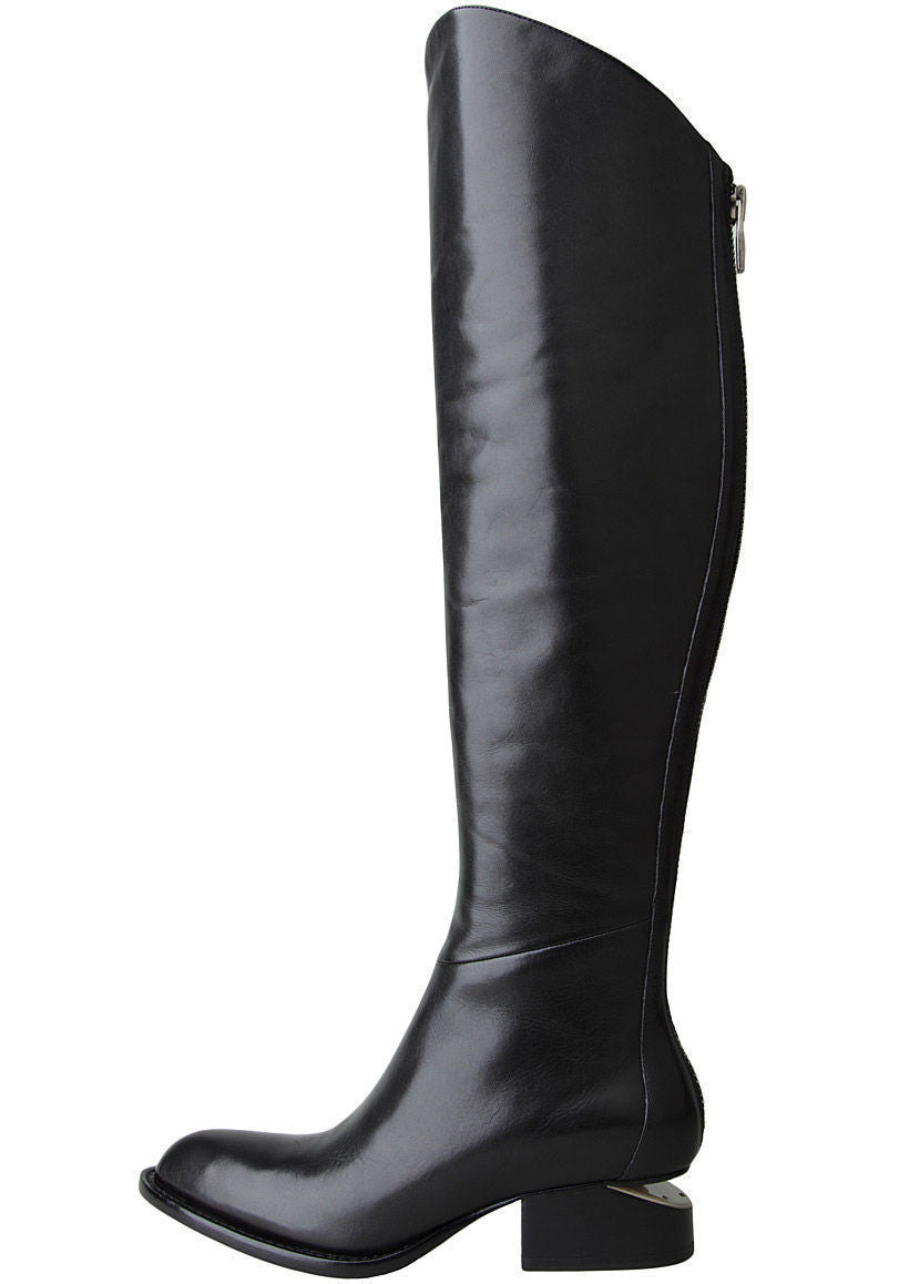 Sigrid Tall Zip Boot – La Garçonne
