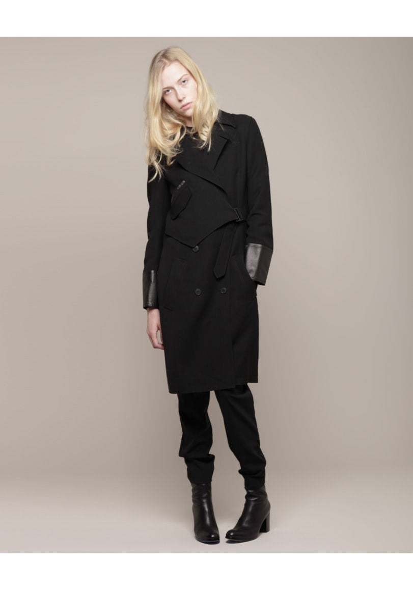 Wrap Front Trench