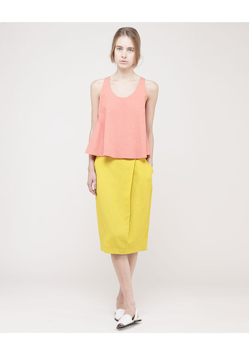 Berit Fold Skirt