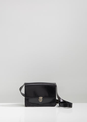 Abrasivato Leather Shoulder Bag