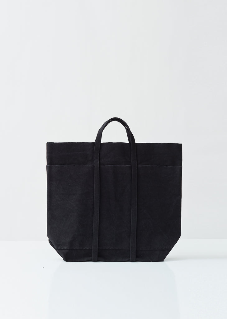 6p Tall Canvas Tote