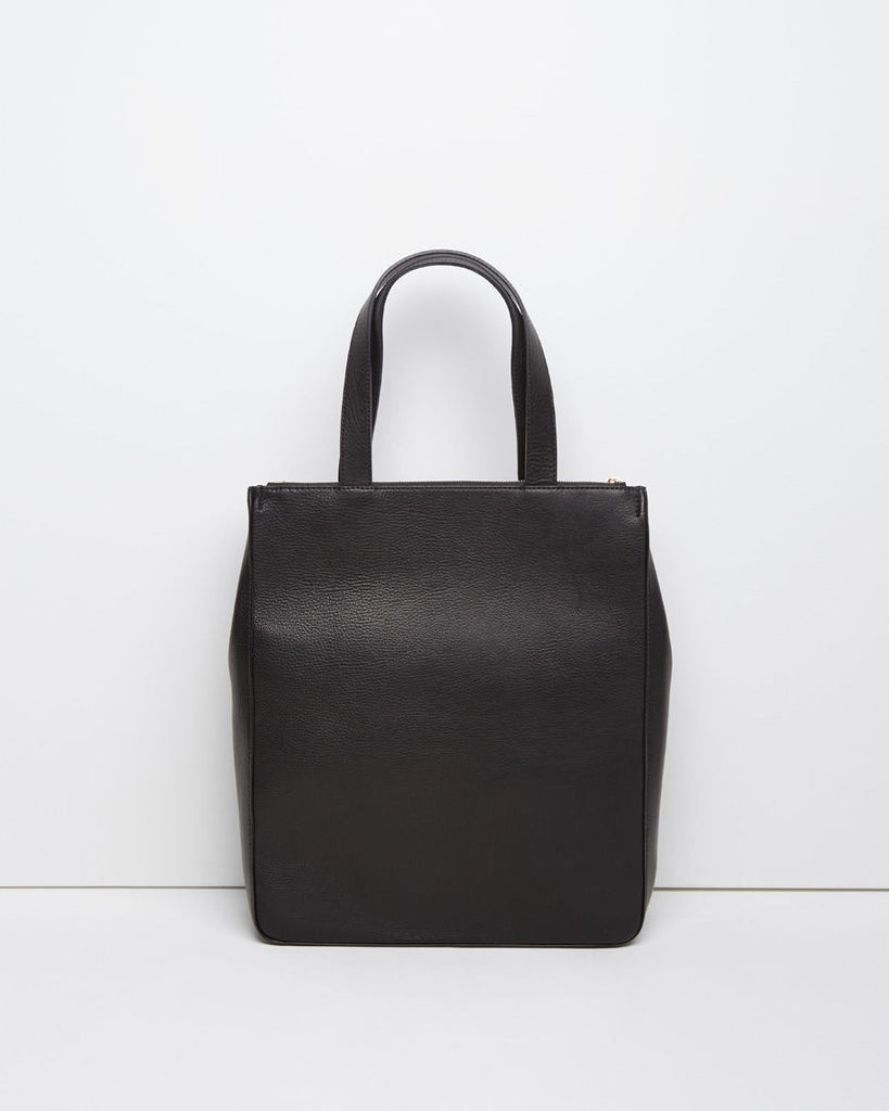 Zipped Shopping Bag