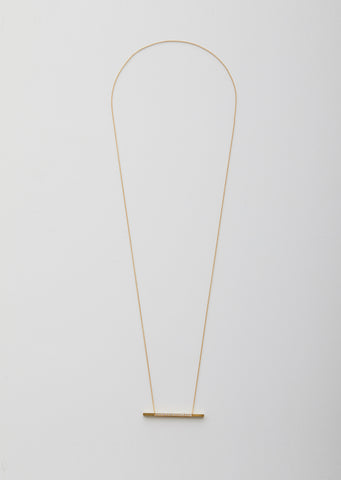 750MM BAR NECKLACE 05