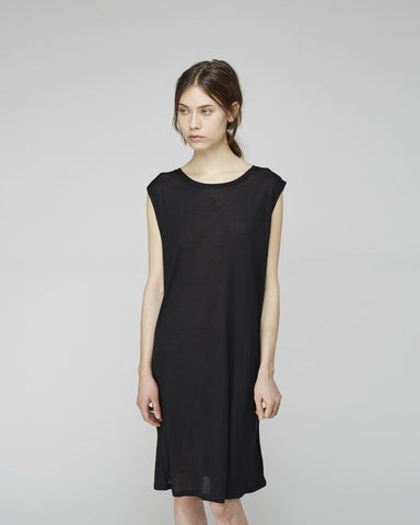 Sleeveless Tee Dress