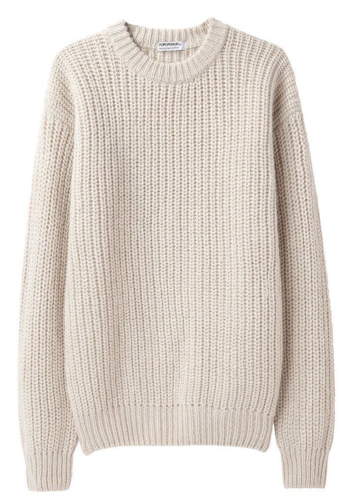 Heavy Knit Pullover