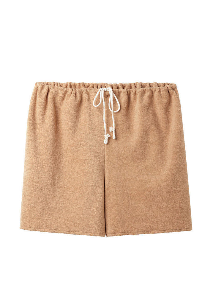 Loose Terry Shorts