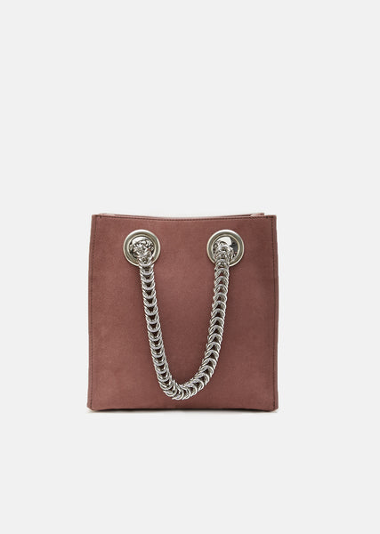 Genesis Square Chain Tote Bag