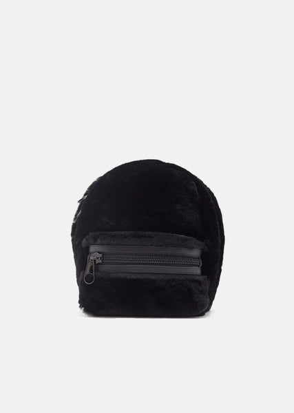 Primary Shearling Backpack
