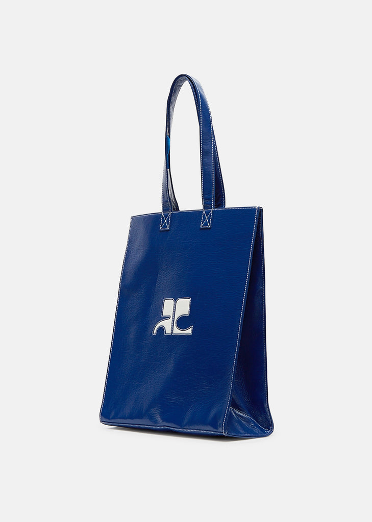 Medium Vinyl Tote Bag