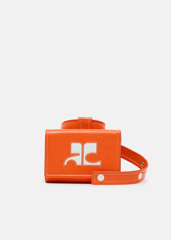 Box Vinyl Logo Waist Bag