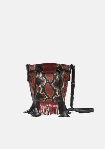 Askiah Exotic Printed Bag