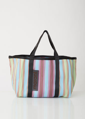 Warden Stripe Bag
