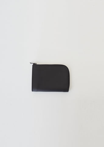 Simple Zipped Wallet