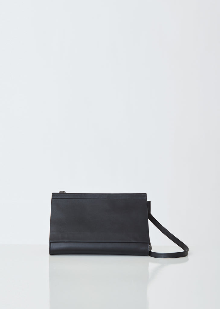 Check Band Shoulder Bag