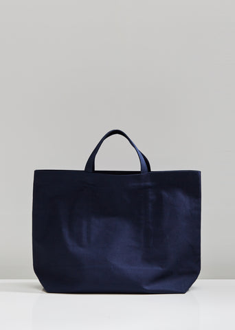 Medium Cotton Canvas Tote