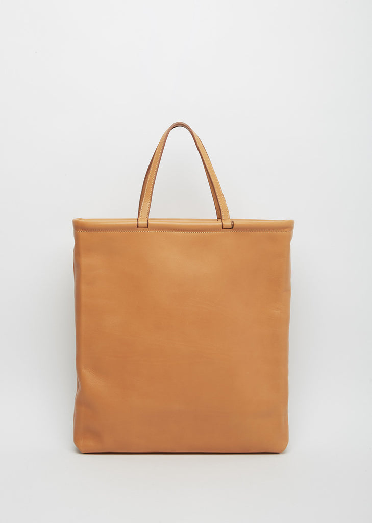 Naturel Tube Tote Bag