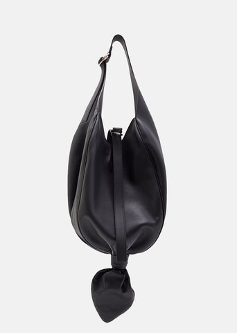 Knot Leather Hobo