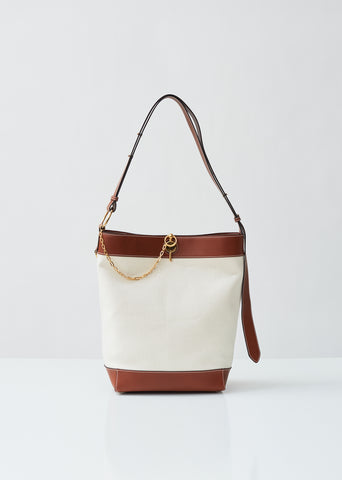 Calico Keyts Canvas and Leather Tote