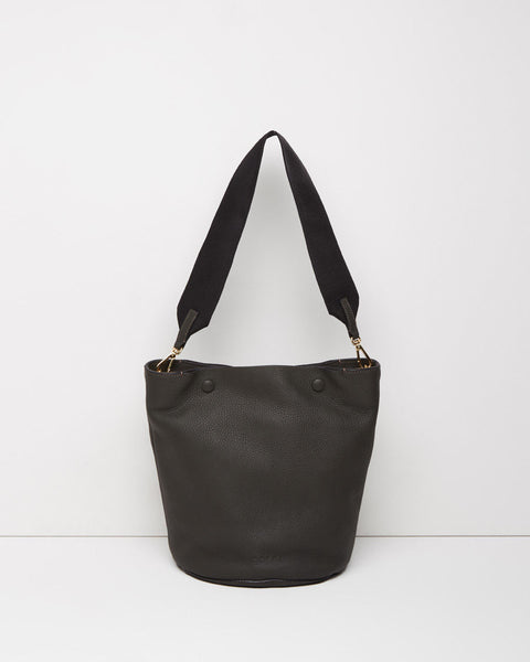 Marni Leather Bucket Bag La Garconne