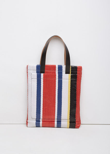 Marni Woven Leather Bag La Garconne