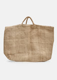 Large Hold All Jute Bag