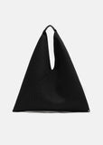 Mesh Triangle Bag