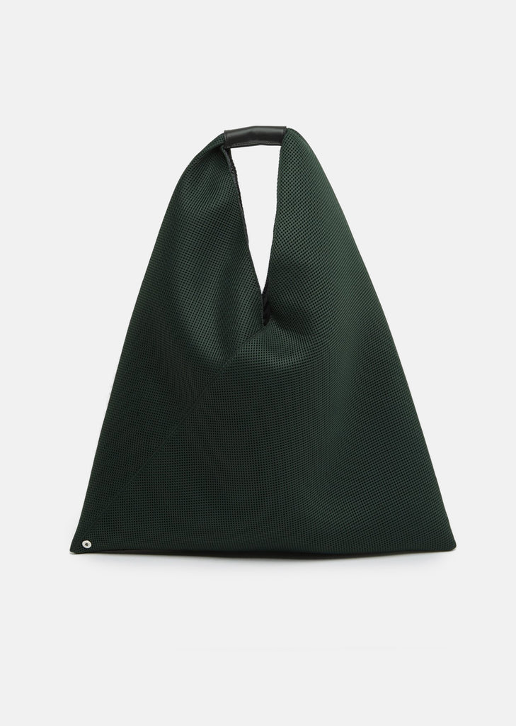 Mesh Japanese Triangle Tote