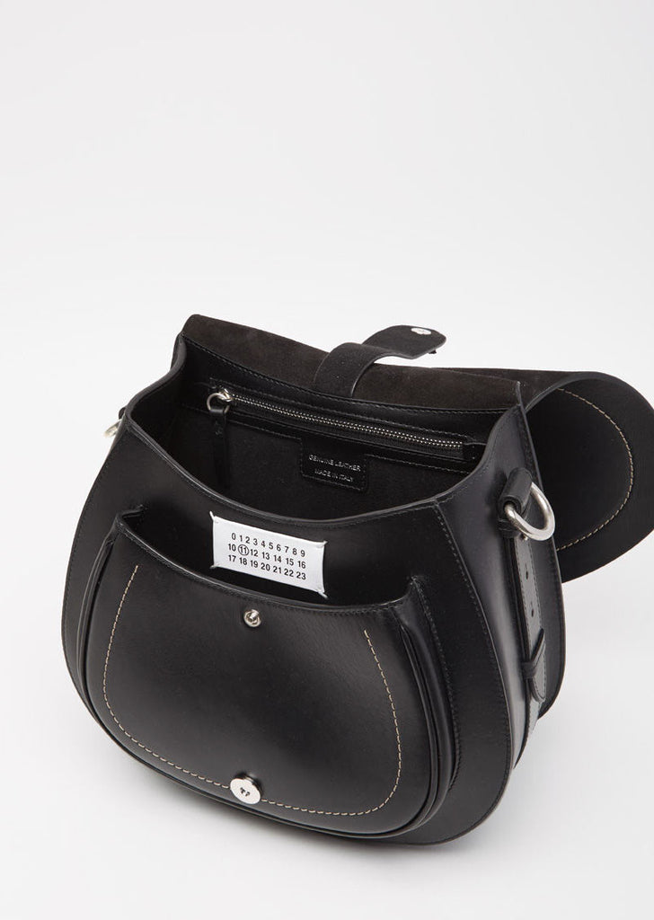 Convertible Saddle Bag