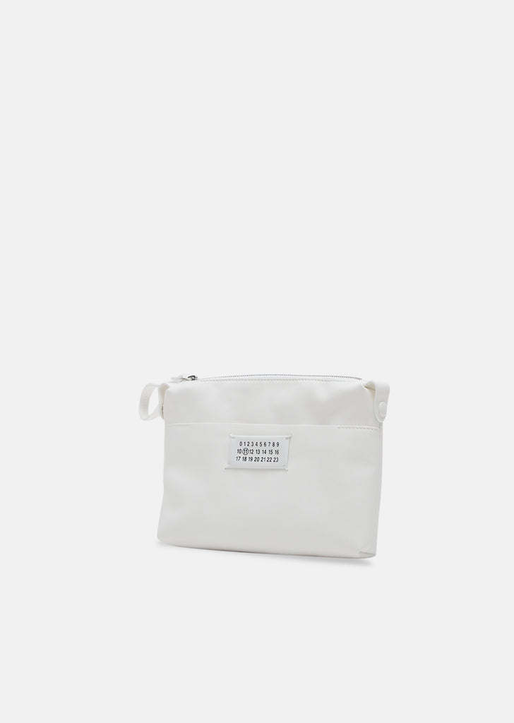 Small Logo Patch Pouch