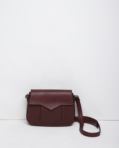 Vegetal Leather Shoulder Bag