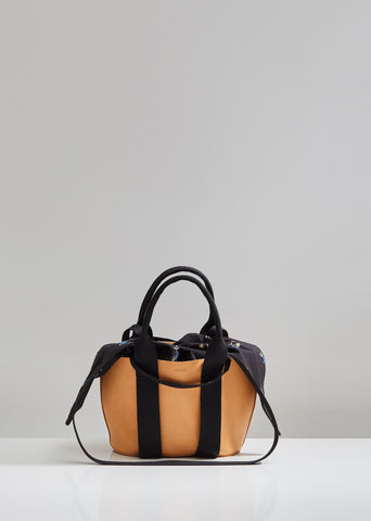 Mini Caba Leather Bag