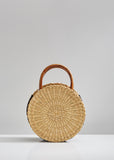 Rosie G Straw Bag