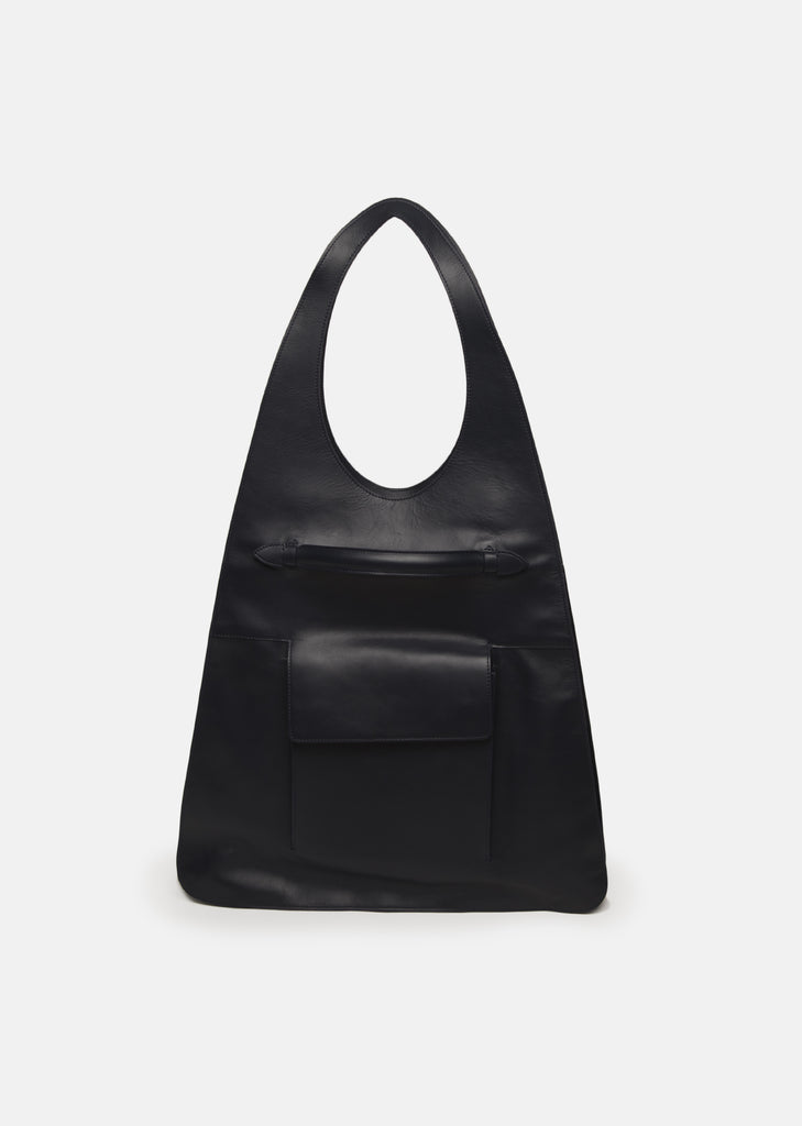 Sustainable Leather Shoulder Bag