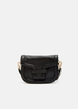 Mini Alpha Ville Leather Shoulder Bag