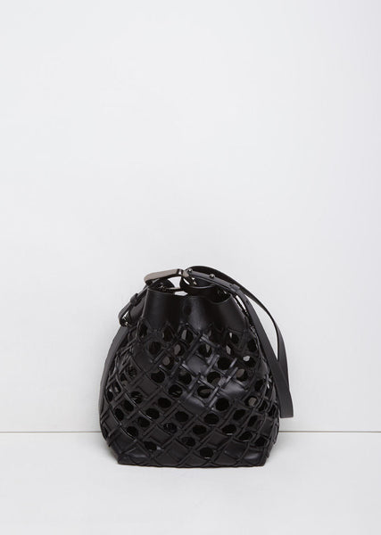 3.1 Phillip Lim Quill Basket Bucket Bag La Garconne