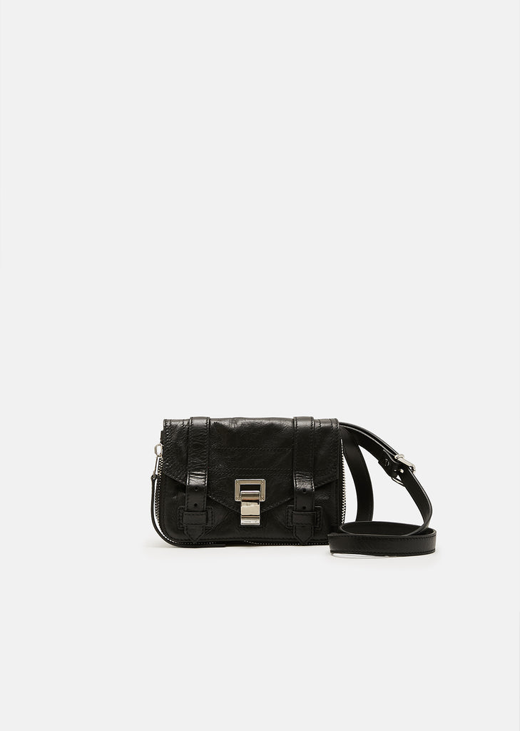 PS1+ Mini Crossbody Zip Shoulder Bag