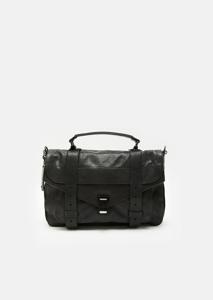 PS1 Medium Leather Bag