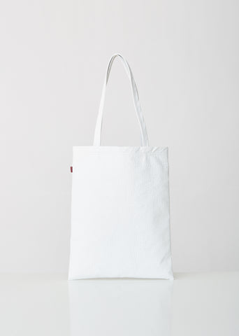 Farah Embossed Faux Leather Tote