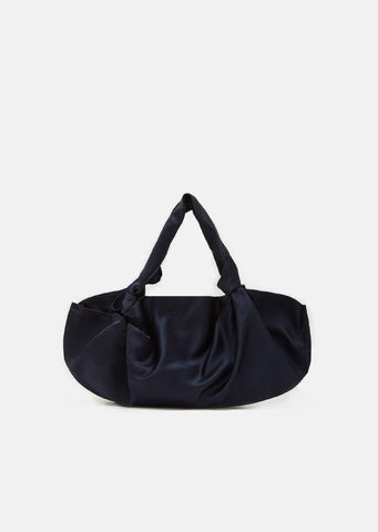 Medium Satin Ascot Bag
