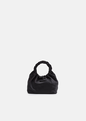 Small Double Circle Satin Bag