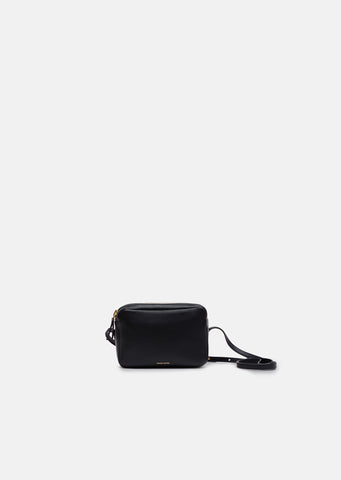 Lamb Double Zip Crossbody