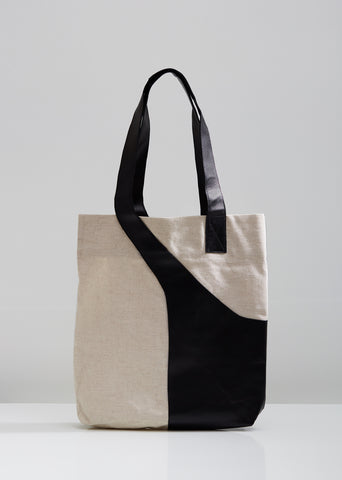 Whip Handle Tote Bag