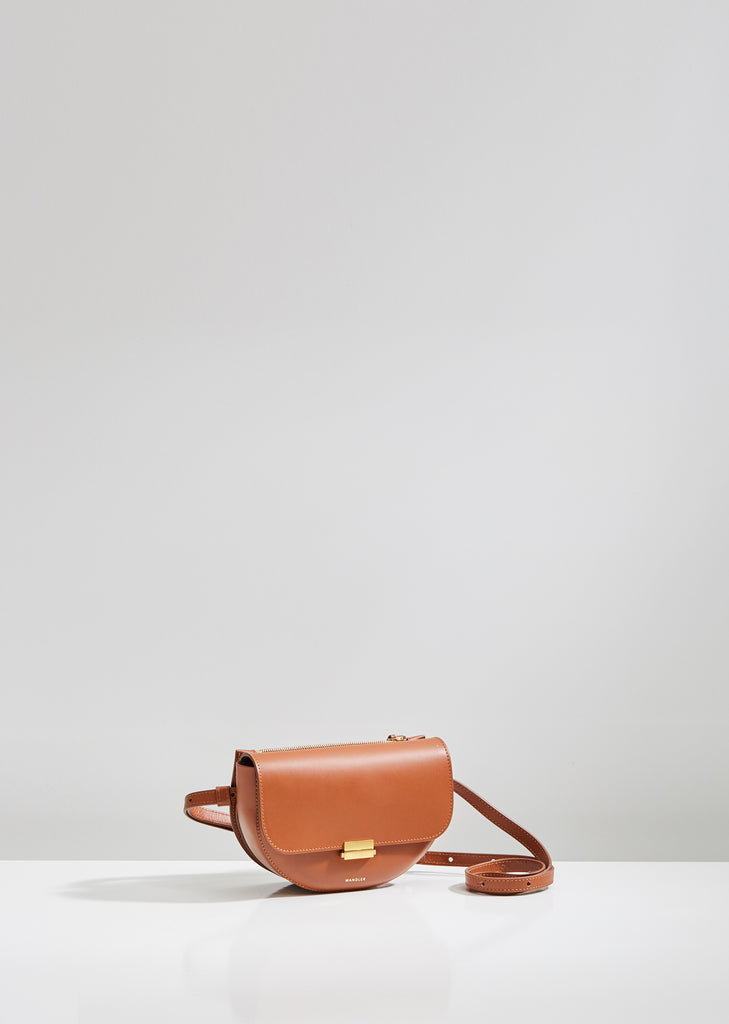 Big Anna Buckle Belt Bag