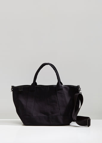Boxy Canvas Bag