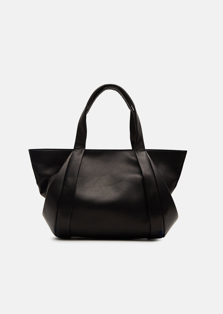 Soft Matte Leather Handbag
