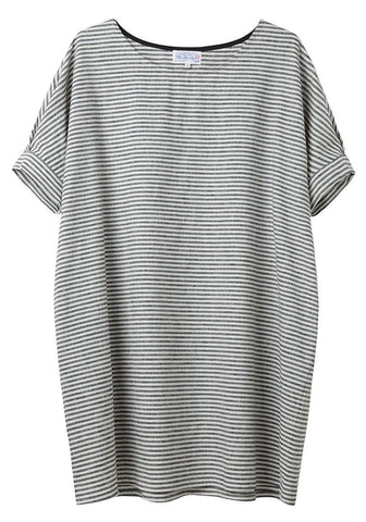 Striped Baggy Dress