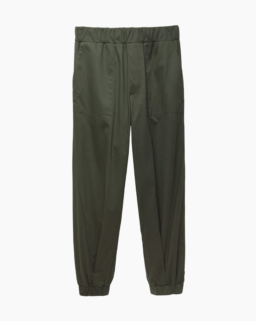 Sateen Sweatpant